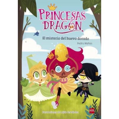 PRINCESAS DRAGON 1 EL MISTERIO DEL HUEVO DORADO