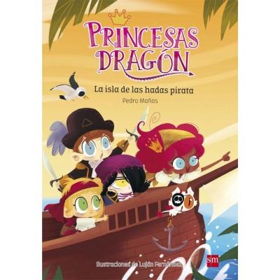 PRINCESAS DRAGON 4 LA ISLA DE LAS HADAS PIRATA