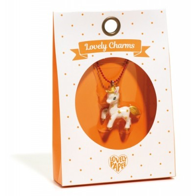 COLLAR LOVELY CHARM PONEY...