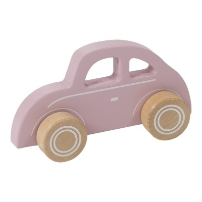 COCHE ROSA LITTLE DUTCH