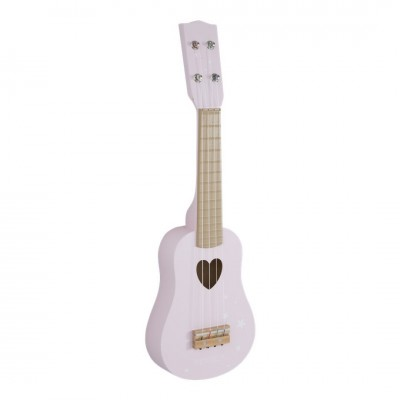 GUITARRA ADVENTURE ROSA...
