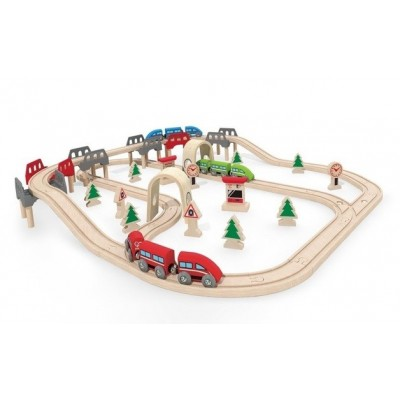 HIGH & LOW RAILWAY HAPE