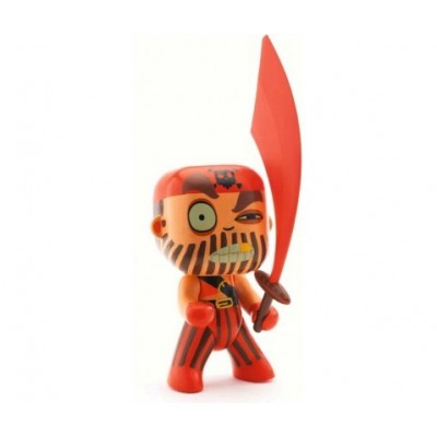 ARTY TOYS CAPTAIN RED