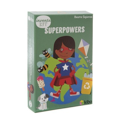 SUPERPOWERS INVENTAKIT KIBO