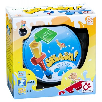 SPLASH MERCURIO