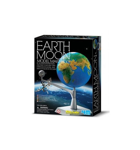 EARTH MOON MODEL MAKING KIT 4M