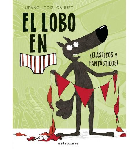 EL LOBO EN CALZONCILLOS 3...