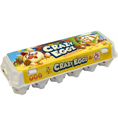 CRAZY EGGZ MERCURIO