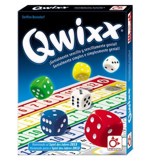 QWIXX MERCURIO