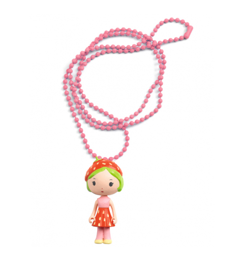COLLAR TINYLY BERRY