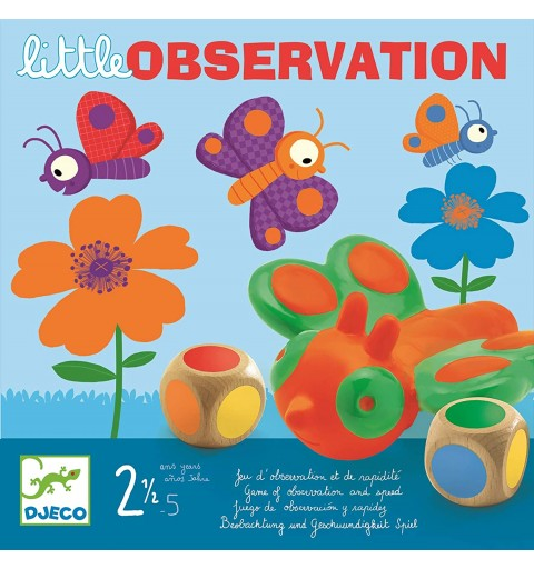 LITTLEOBSERVATION DJECO
