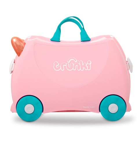 MALETA TRUNKI FLOSSI FLAMINGO