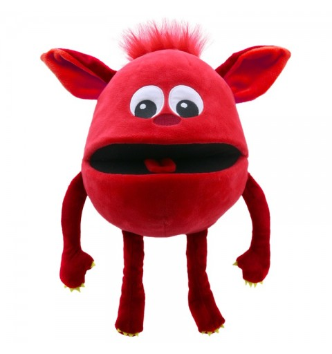 MARIONETA BABY MONSTER ROJO...