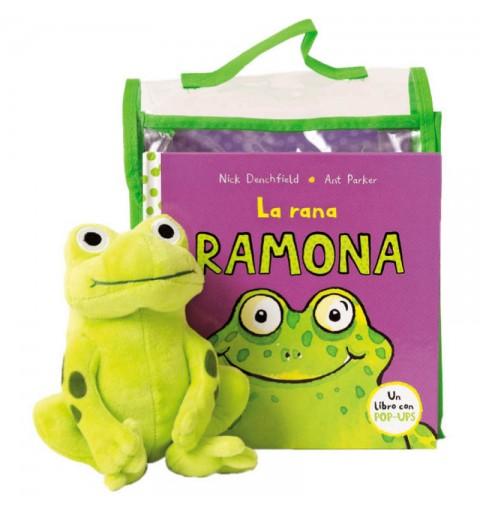 PACK RANA RAMONA+PELUCHE