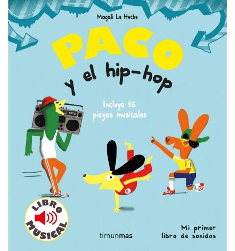 PACO Y EL HIP HOP LIBRO...