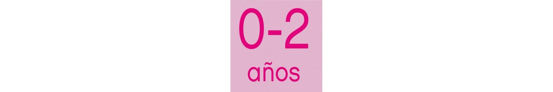 DE 0 A 2