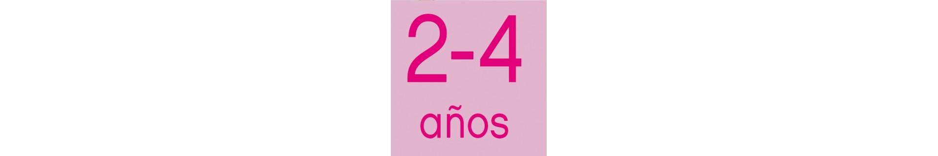 DE 2 A 4